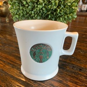 Starbucks Coffee Mug Tea Retired Gorgeous